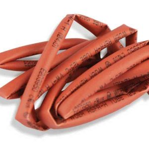Heat shrink tube RED 4mm x 1m