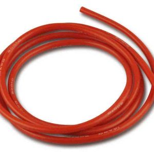 Silicone cable 2,5mm² x 1.000mm 14AWG (Red)