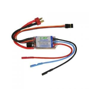 (EK1-0350) - 25A Brushless Speed Controller 9.2V-14.8V for Plane