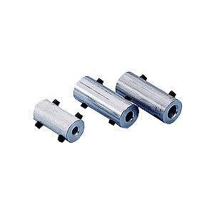 Coupling bush from 4mm to 5mm diameter shafts