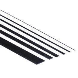 Carbon fiber Batten 3.0 x 15.0 x 1000mm