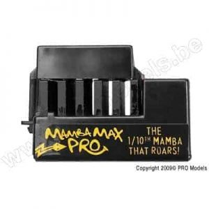 Mamba MAX PRO 1:10TH 25V EXTREME CAR ESC