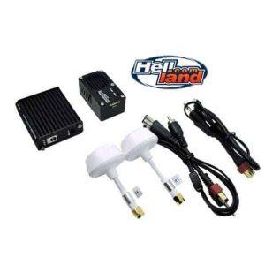 DJI 5.8ghz Video Tx/Rx with Cloverleaf Antennas