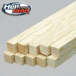 Balsa stick 10x5x1000 mm
