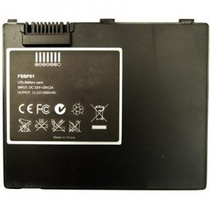 "Black Pearl 7"" Monitor & SpeXman Goggles Spare Battery"