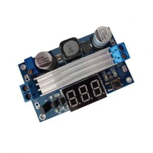 DC-DC Converter 100W 3v -35V to 3.5v-35V Boost Step-up with LED