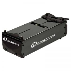 Robitronic Starterbox for Buggy & Truggy 1/8 (grey anodized)