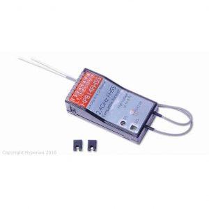 HP814FASST 2.4Ghz 8Ch/14Ch FASST Compatible Receiver