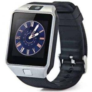 DZ09-GR Smartwatch με υποδοχή SIM ΑΣΗΜΙ
