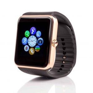 GT08 Smartwatch με υποδοχή SIM ΧΡΥΣΟ