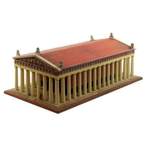 The Parthenon - World Architecture series by Italeri