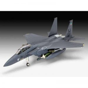 F-15E STRIKE EAGLE & Bombs