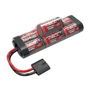 Traxxas Battery, Series 3 (NiMH 3300mAh, 7-C Hump, 8.4V)