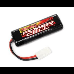 NiMH Battery 7,2V 1200mAh (2/3A) Tamiya-connector